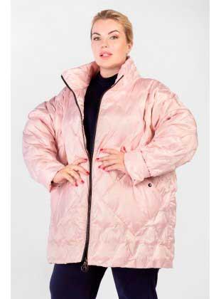 Куртка ARTESSA KR00333PIN37 пудровый