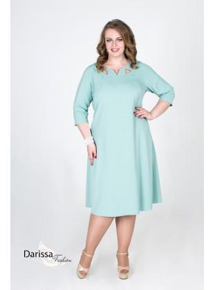 Платье Darissa Абель А002 св.зеленый