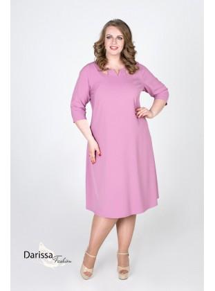 Платье Darissa Абель А003 розовый