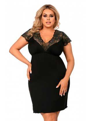 Сорочка Donna Tess Black(Черный)