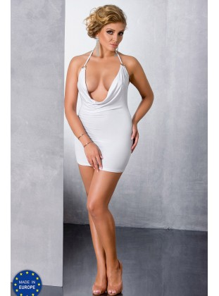 Passion MIRACLE CHEMISE (белый)
