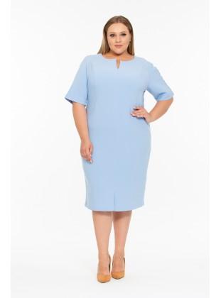 Платье Intikoma 418124 Эльза (голубой)