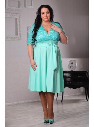 Платье Латэ 043602