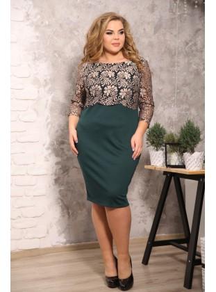 Платье RoyalSize Сюзанна